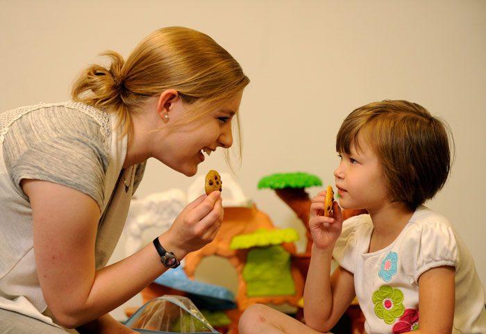 تحلیل کاربردی رفتار در اوتیسم