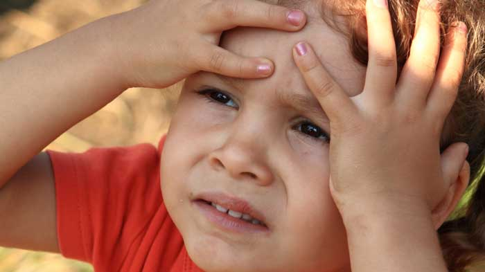 اضطراب کودکان مبتلا به اوتیسم - دلایل