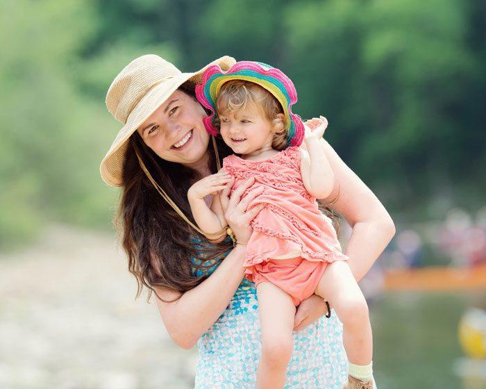 سفر با کودک - برنامهریزی