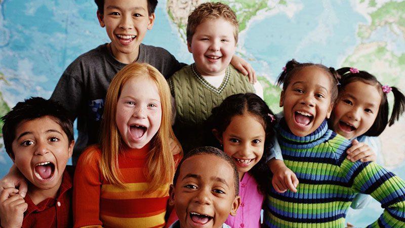 صحبت درباره نژادپرستی با کودک