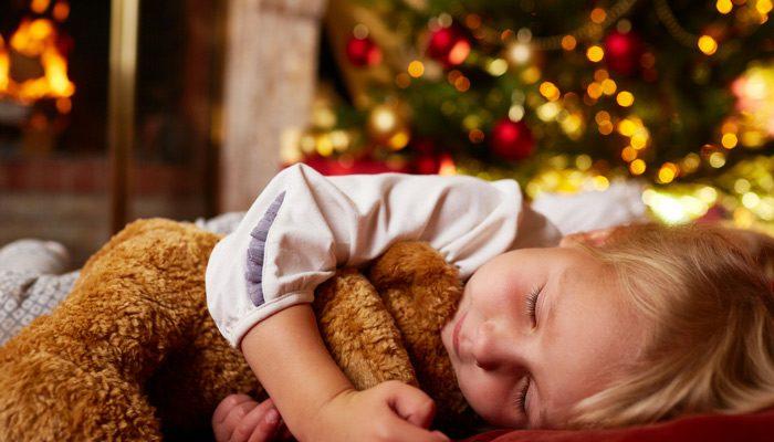 تنظیم خواب کودک در تعطیلات