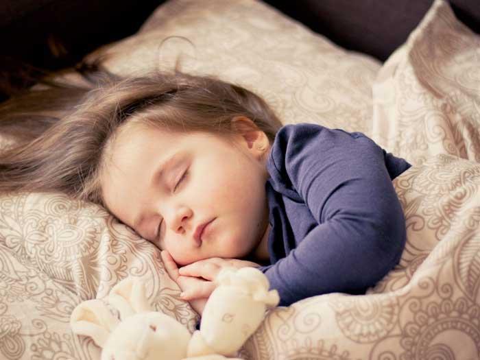 خوابادن کودک - روشها