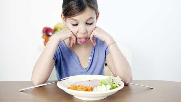 بدغذایی کودک - تلاشهای چندباره