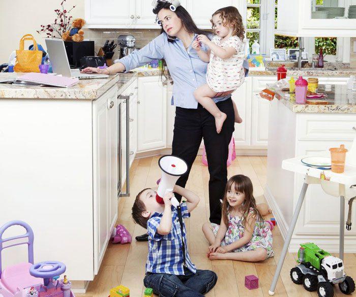 قرار دادن فرزندان در اولویت