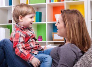صحبت با کودک