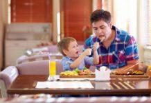 رابطه پدر و فرزند