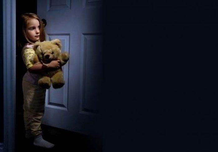 ترس از تاریکی کودکان