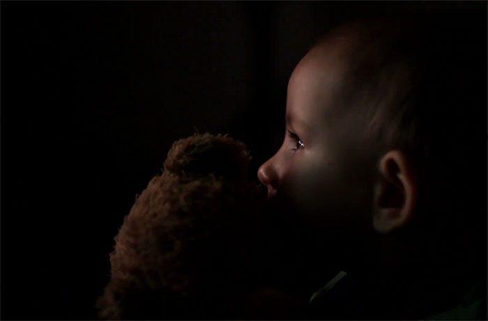 ترس از تاریکی در کودکان