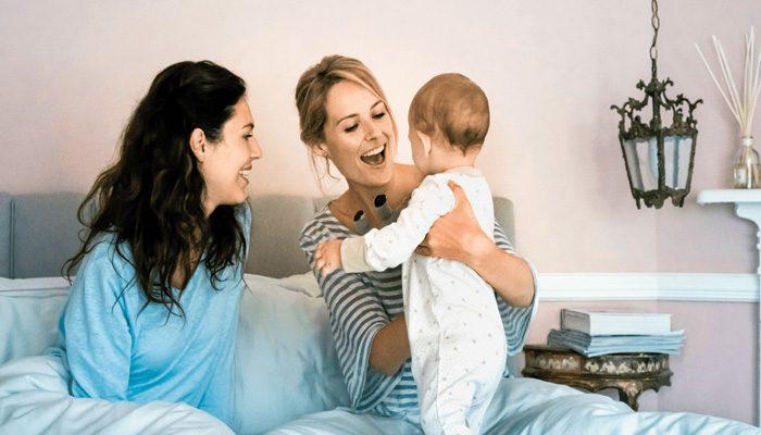 روابط اجتماعی مادران