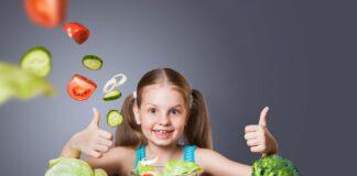 خوراکی های مفید برای رشد کودک