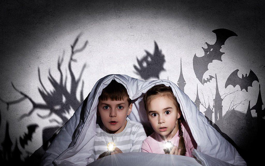 ترس های دوران کودکی