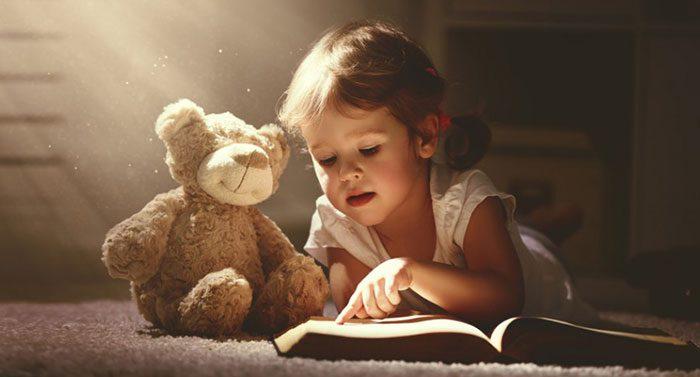 علاقهمند کردن کودک به کتاب