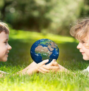 توجه کودکان به محیط زیست