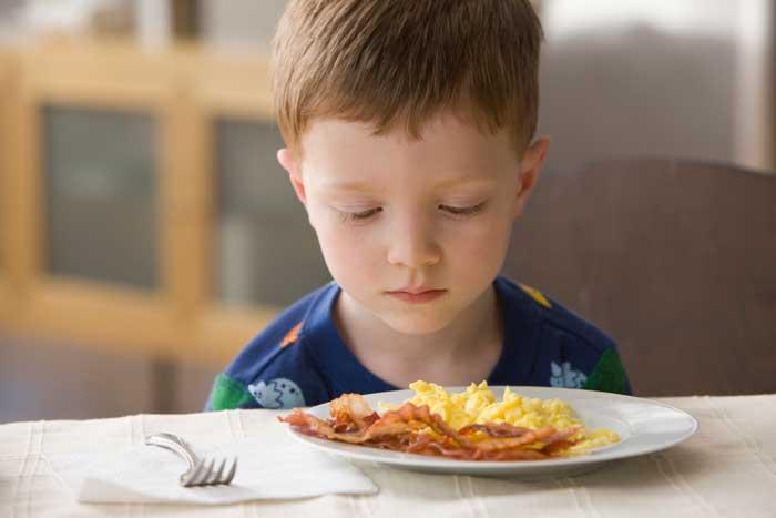 بدغذایی کودک - تنوع غذایی