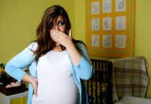 حالت تهوع بارداری