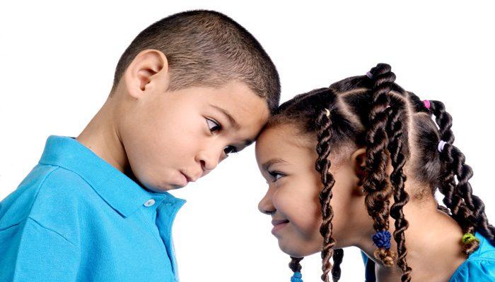 نگهداری جداگانه فرزندان پسر و دختر