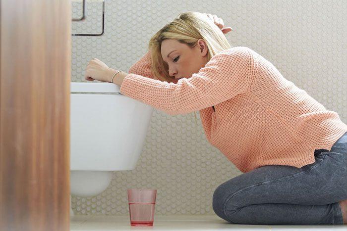 تهوع صبحگاهی دوران بارداری
