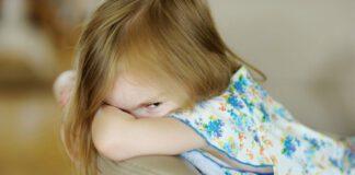 احساس شرم در کودکان
