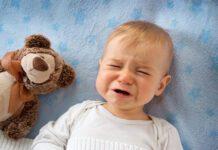 دلیل گریه کودکان