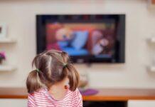 اثرات تلویزیون بر کودکان