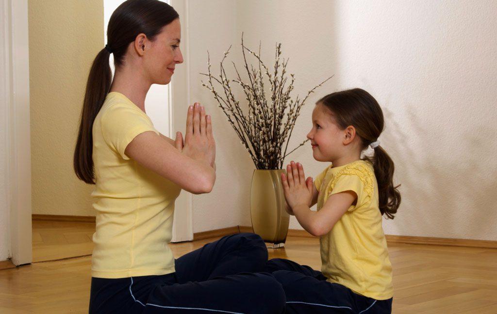 آموزش ذهن آگاهی به کودکان