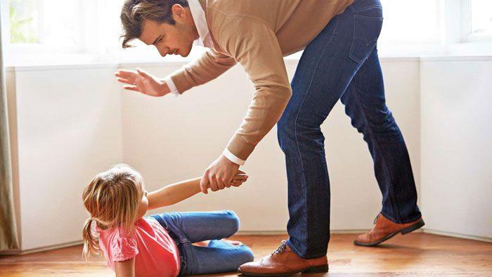 تنبیه کودکان - روش اشتباه