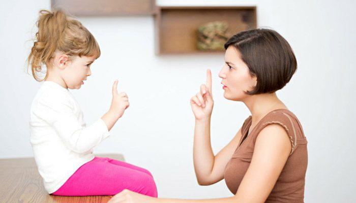 تعریف حد و مرز برای کودک