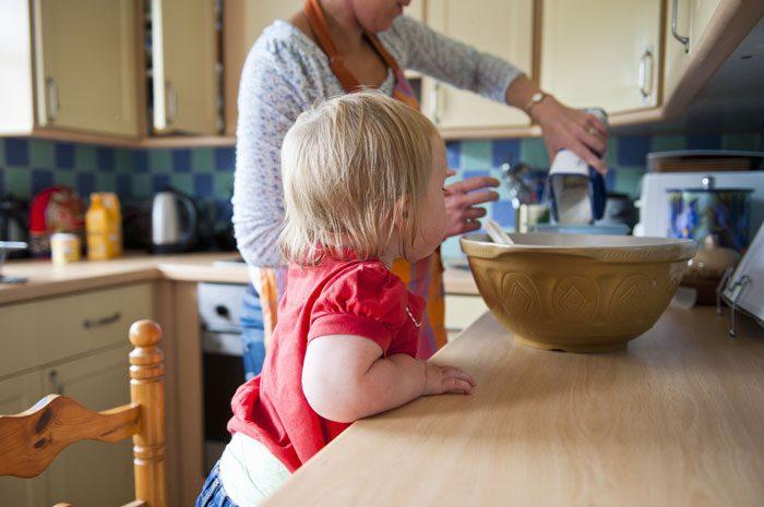 آشپزی با کودک - دستور غذایی