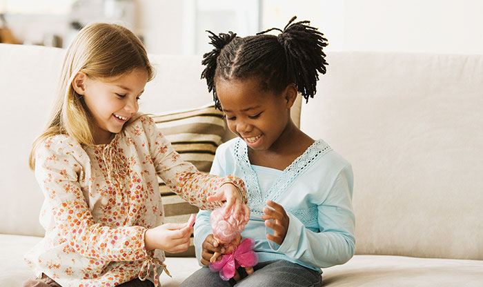 رشد عاطفی در کودکان