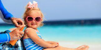 کدام کرم ضد آفتاب برای کودک بهتر است؟