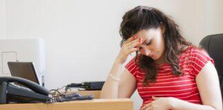 استرس در دوران بارداری