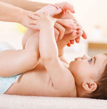 از پوشک گرفتن کودک