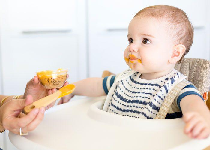چه غذاهای دیگری برای غذای اول کودک مناسب هستند