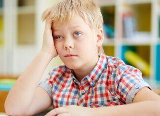 بی حوصلگی در کودکان