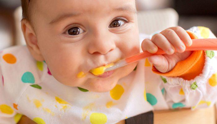دستورهای غذایی برای کودکان از شش ماهگی