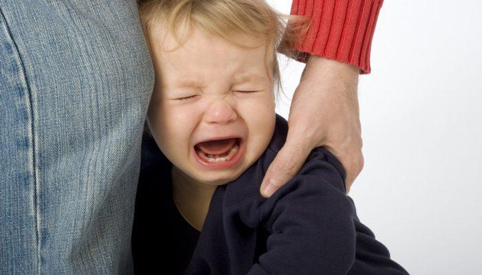 ترس های نوزادان