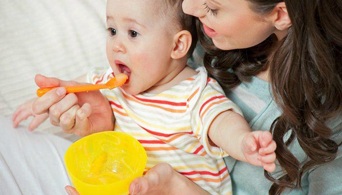 حفظ آرامش در تغذیه کودک نوپا