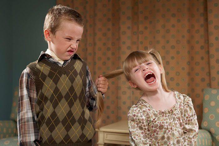 دعوای خواهر برادری