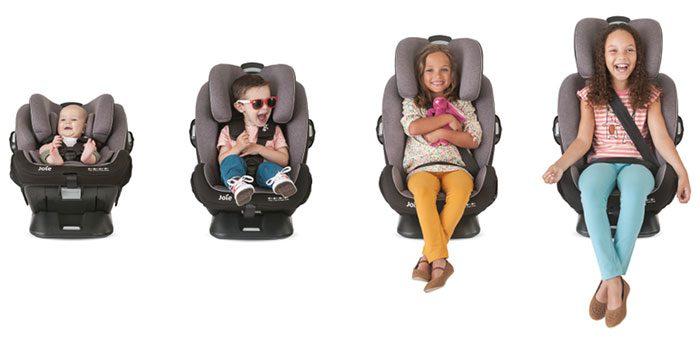انواع صندلی کودک ماشین