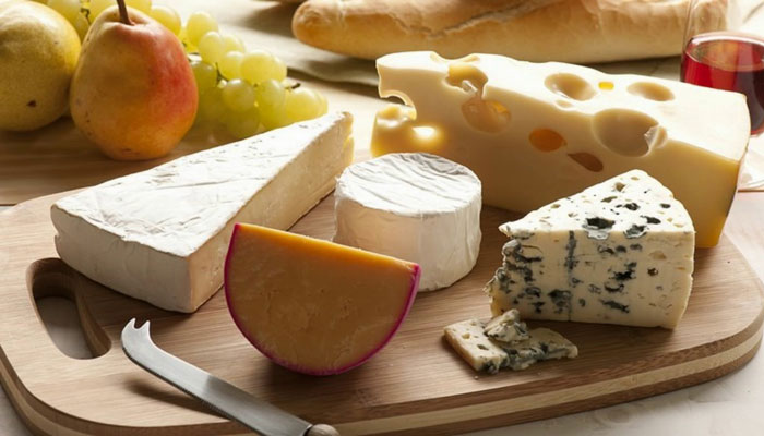 پنیر در دوران بارداری