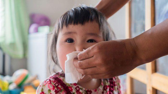 حساسیت غذایی کودکان - نشانهها