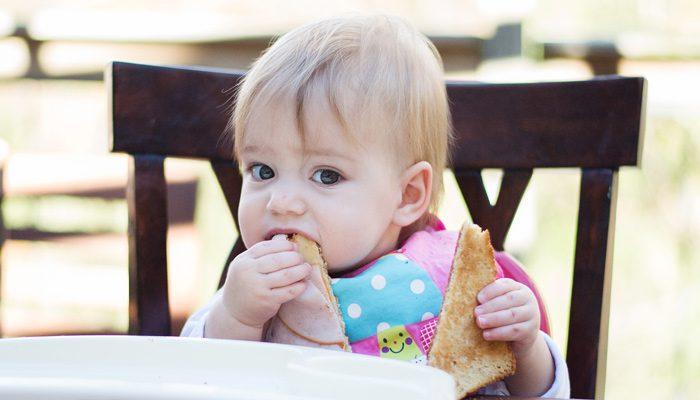 زینک در غذای کودک
