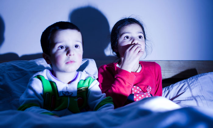 اثرات تلویزیون - بعد منفی