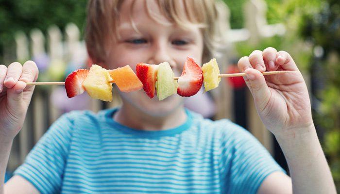 دسر و بهبود اشتهای کودک