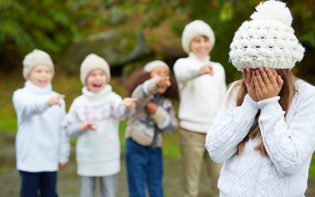 رفتارهای غیر طبیعی در کودکان