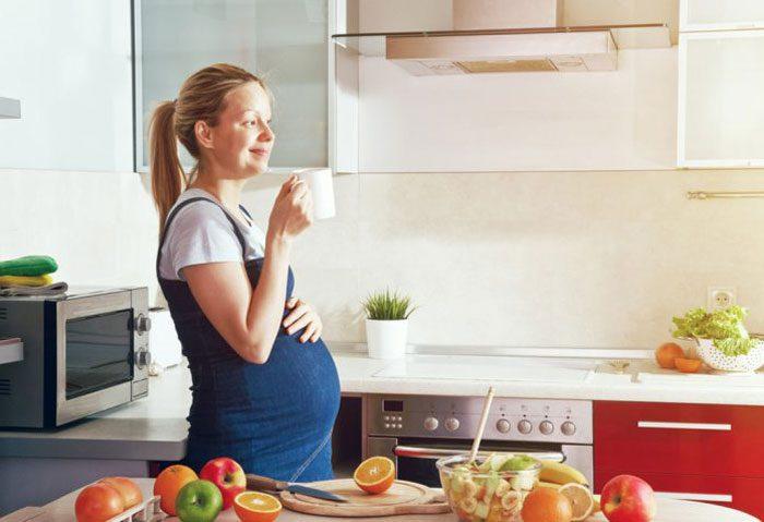 نوشیدنیهای سالم برای زنان باردار