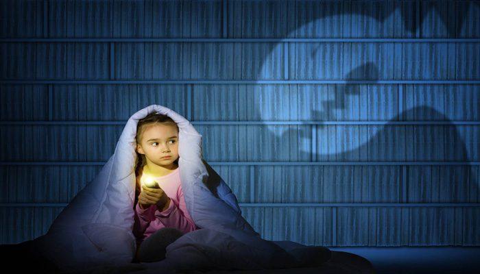 فوبیا یا ترس های کودکان