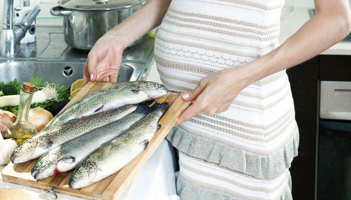 غذاهای نامناسب برای زنان باردار