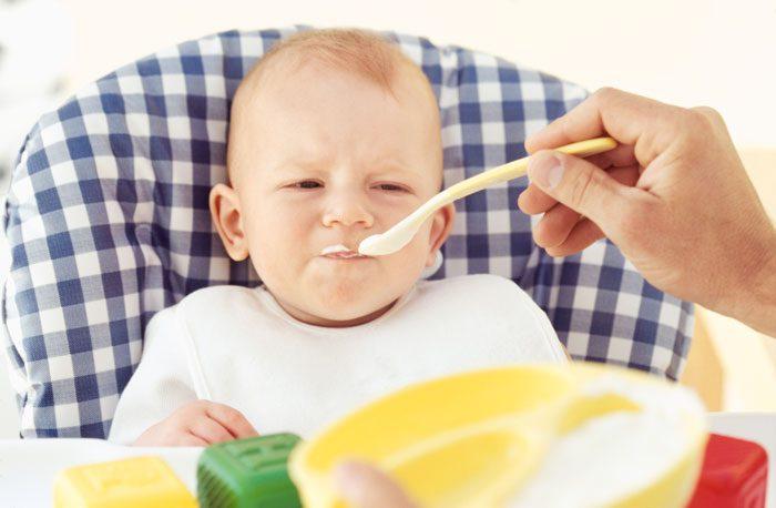 حساسیت غذایی کودکان - بادام زمینی
