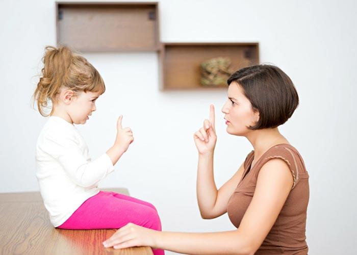 رعایت نظم در کودکان